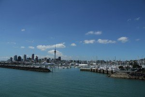 image of Auckland Harbour by Travel Producer