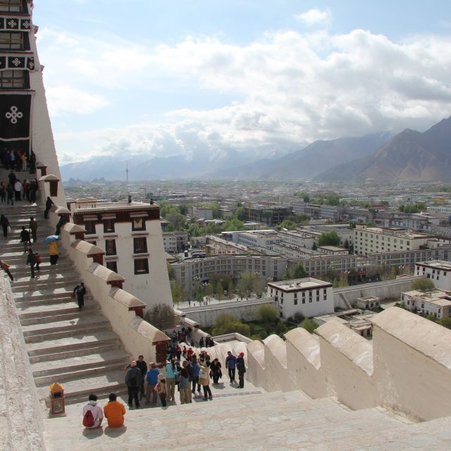 Lhasa, Capital of Tibet