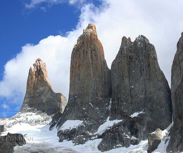 Parque National Torres del Paine, Patagonia