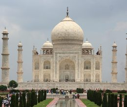 The Stunning Taj Mahal