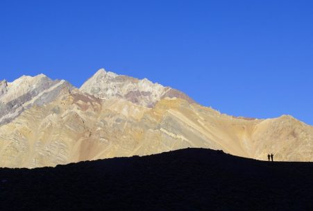 Mendoza argentina mountains