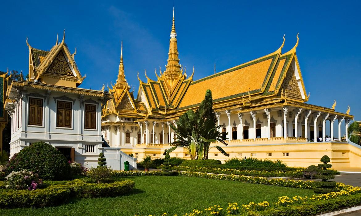 Grand Palace Phnom Penh