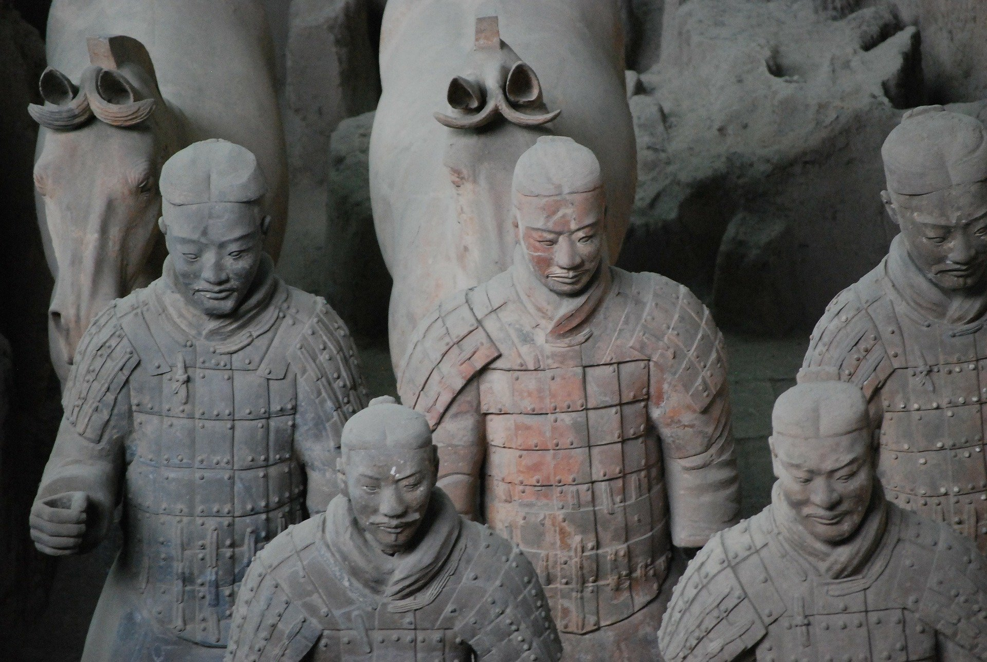 Terracotta Warriors Army China