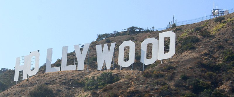 USA Fly Drive Hollywood sign