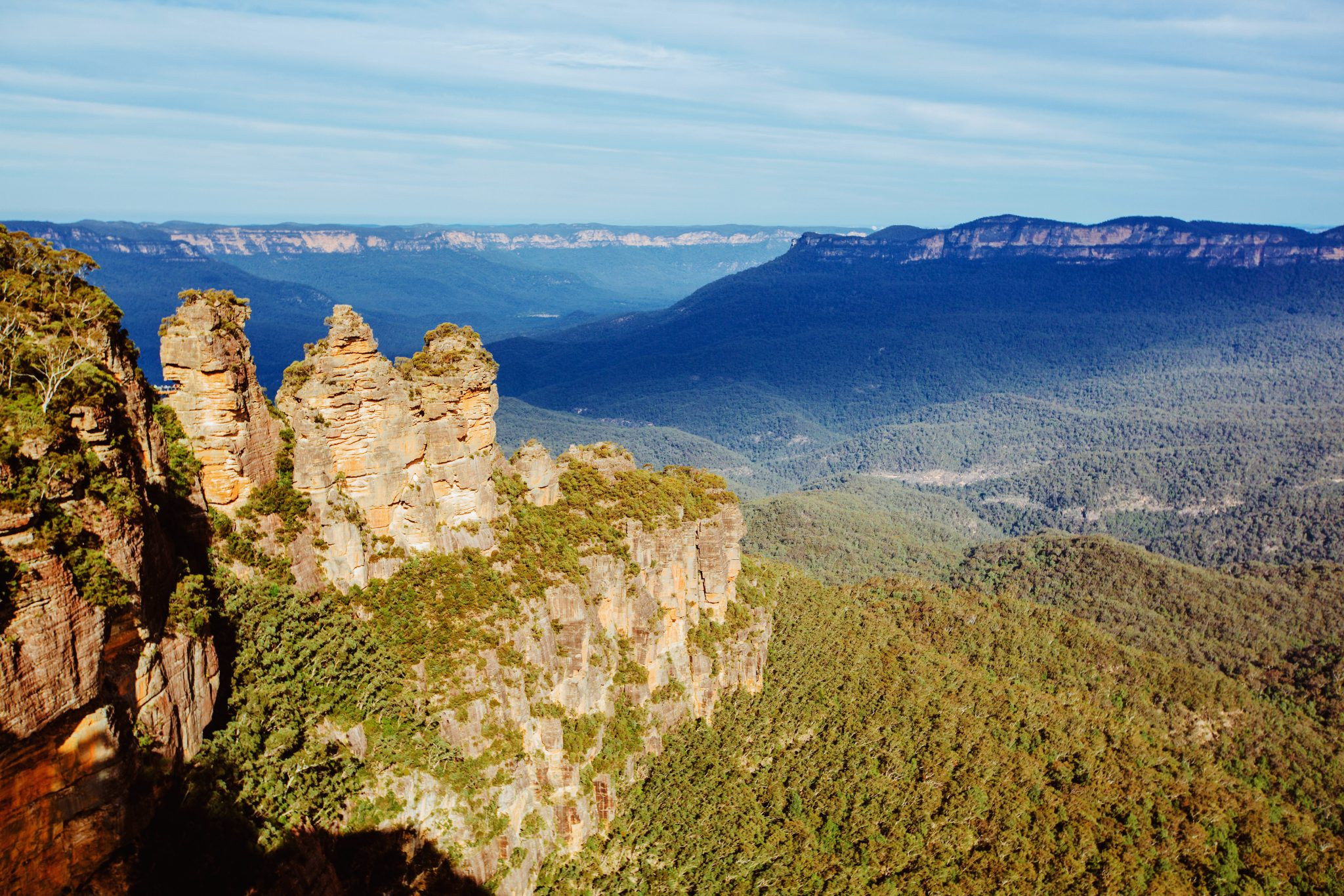 Three Sisters Blue Mountains New South Wales Australia