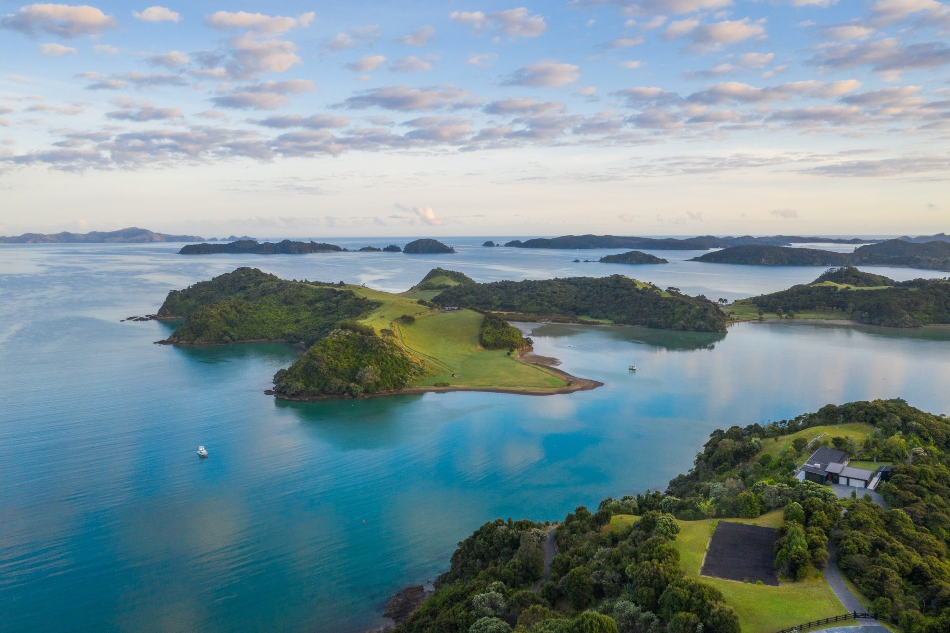 Paroa Bay Bay of Islands New Zealand