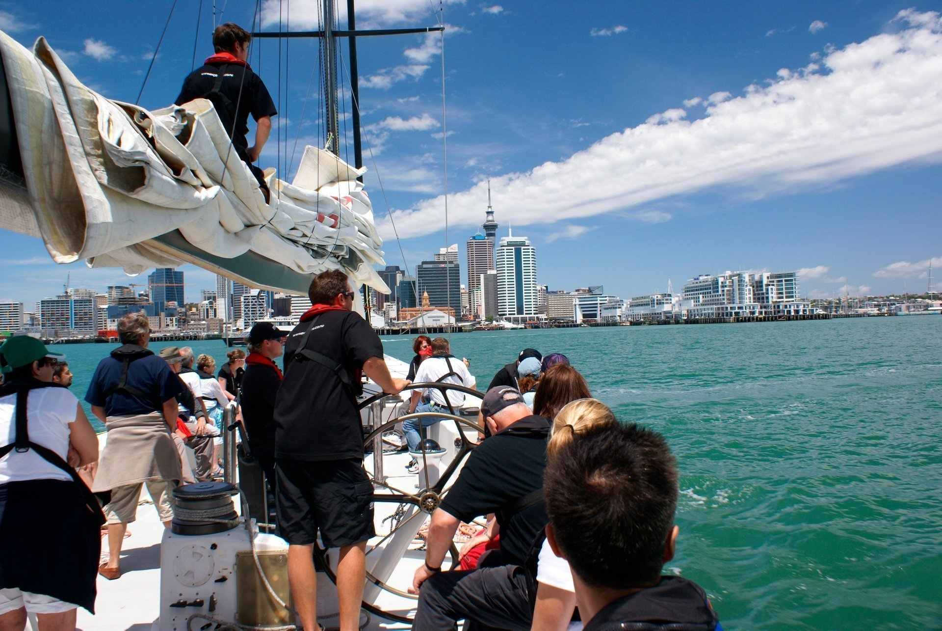 New Zealand Yachting Auckland Harbour