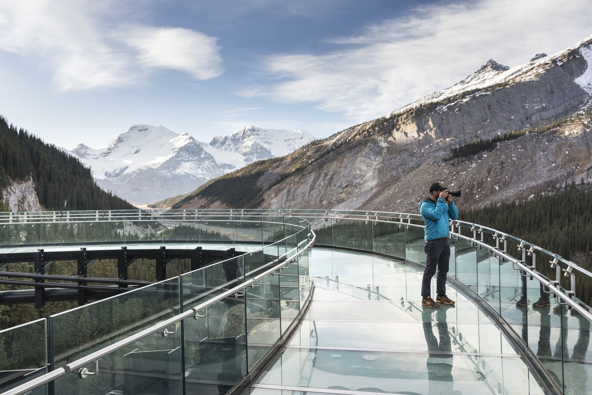 Destination Glacier Skywalk