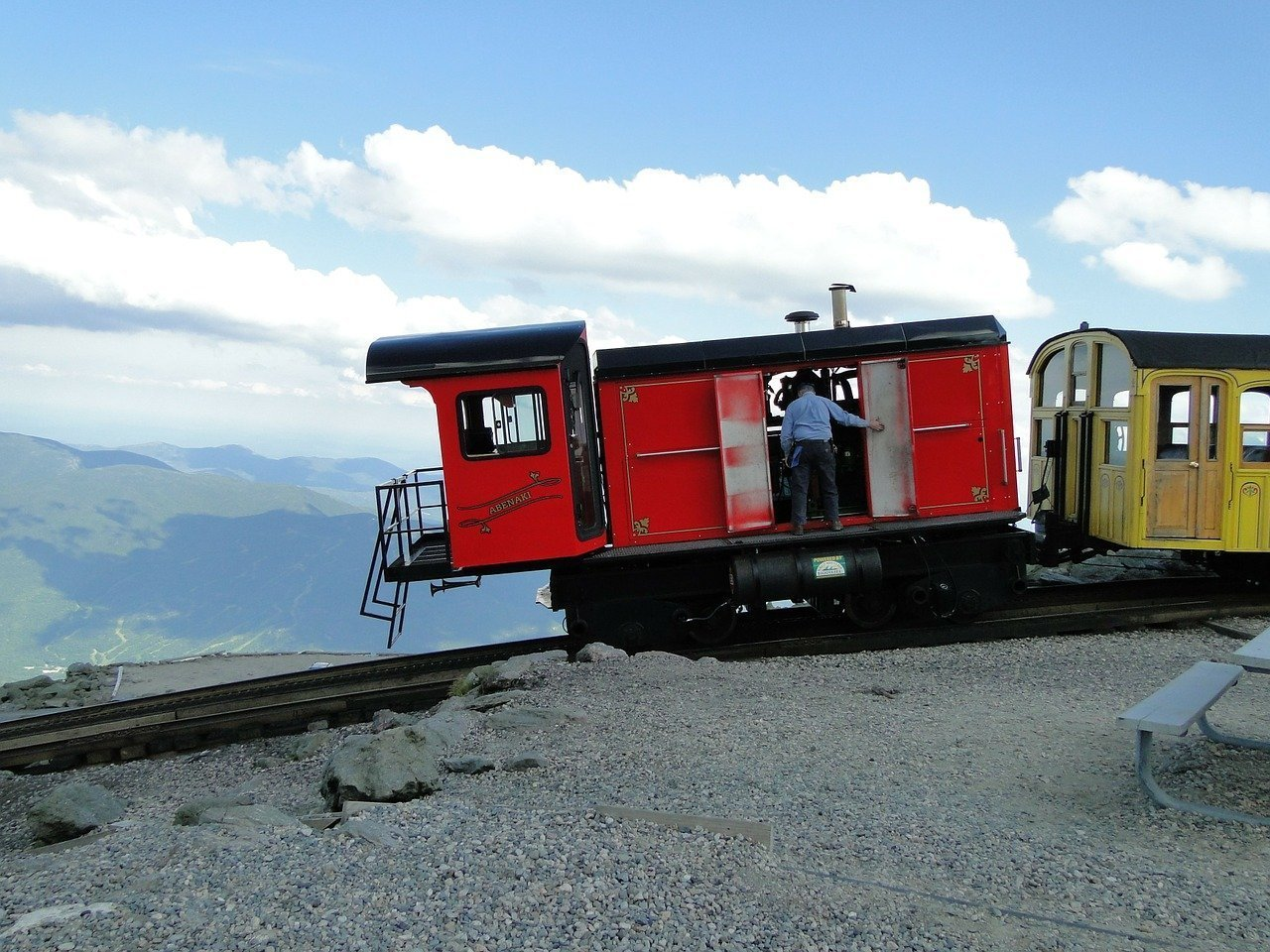 cog railway mount washington