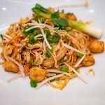 World tastes - pad thai